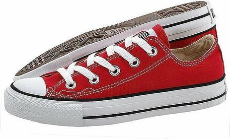 Converse Chuck Taylor All Star OX M9696 czerwony