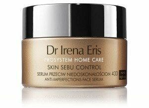 Dr Irena Eris SKIN SEBU CONTROL Serum przeciw niedoskonałościom do twarzy na noc 50ml