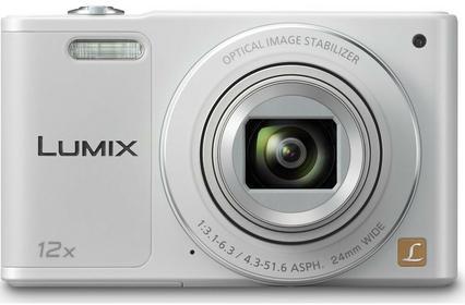 Panasonic Lumix DMC-TZ60 3D biały