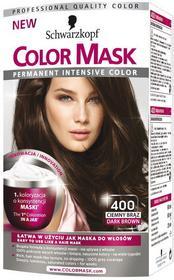 Schwarzkopf Permanent Intensive Color Mask 500 Średni brąz