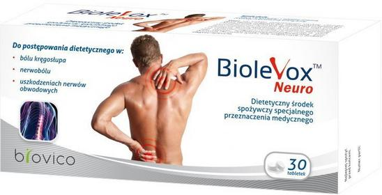 Biovico BIOLEVOX Neuro 30 szt.