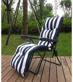 Fotel ogrodowy rozkładany Montreal