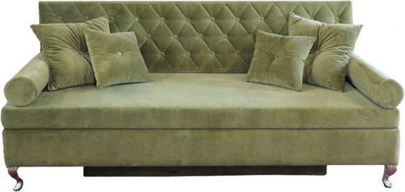 Happy Barok Sofa BAROQUE z funkcją spania