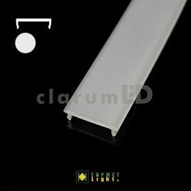 Topmet Light Klosz F klik - mleczny 2 m A2060038