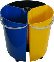kosz na śmieci obrotowy pod zlew ECOBIN 36 L ESMART001