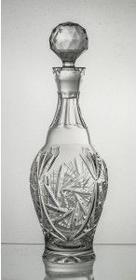 Crystaljulia Karafka kryształowa do wina 1 litr - 4496 1947