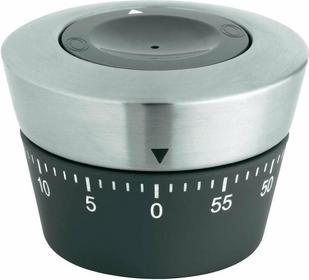 Minutnik TFA 38-1029-10 60 min. przekłuwacz do jajek czarny