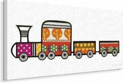 Train - Obraz na płótnie