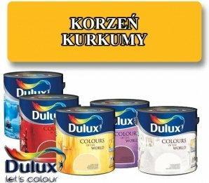 Dulux Kolory Świata KORZEŃ KURKUMY 5L HAN08941