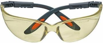 NEO-TOOLS okulary ochronne poliwęglanowe żółte soczewki 97-501