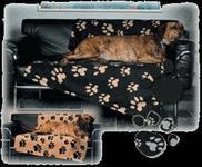 Trixie Koc dla psa Barney kolor: czarny 37182