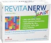 Glenmark Revitanerw Junior 30 szt.