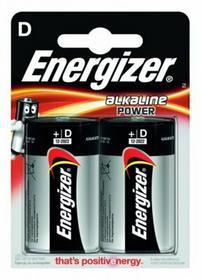 Energizer BATERIE ALKALINE POWER D E95/ 2SZT E300152200 mAh