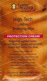 Leather Master Leather PROTECTION CREAM WIPE