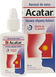 US Pharmacia Acatar 0,05% 15 ml