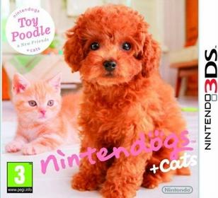 Nintendogs + Cats Toy Poodle and New Friends 3DS