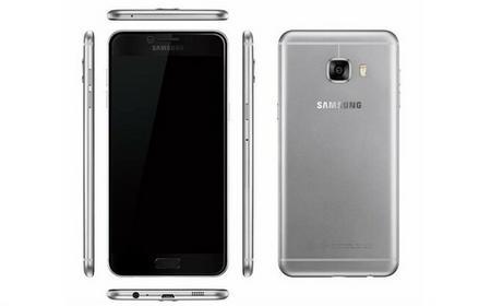 Samsung Galaxy C5 Dual Sim 64GB Szary