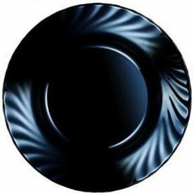 Luminarc Talerz deserowy 19,5 cm Trianon czarny