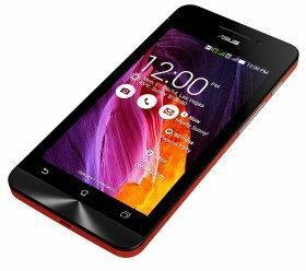 Asus ZenFone 2 32GB Czerwony