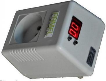9. Pamel Termostat gniazdkowy PRT-1 - bez programatora z czujnikiem zewnętrznym
