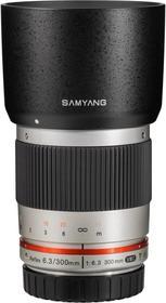 Samyang Reflex 300 f/6.3 ED UMC CS Sony E