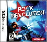 Rock Revolution NDS