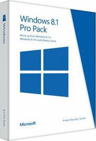 Microsoft Windows 8.1 Pro Pack 32/64bit ENG