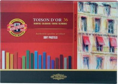 Koh-I-Noor Pastele suche Toison Dor 36 kolorów