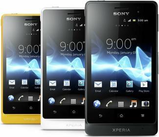Sony Xperia E LTE