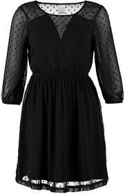 Vero Moda GRACIE Sukienka szmizjerka czarny VE121C0JU-Q11