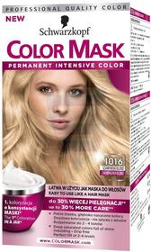 Schwarzkopf Color Mask Maska 1016 Szampański blond