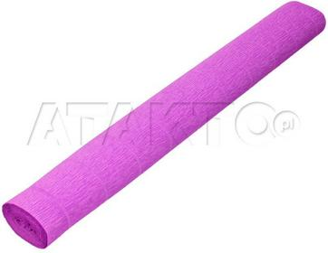 Krepina odcień fioletowy 590 Latek VT0282