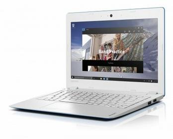Lenovo IdeaPad 100S niebieski