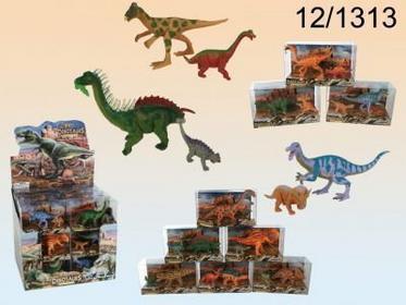 Figurki dinozaury