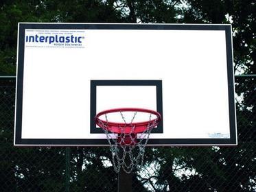 Interplastic Tablica do koszykówki 180X105 cm