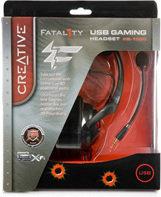 Creative Fatality Gaming HS-1000 Czarny