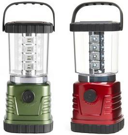Latarka MACTRONIC Lampa kempingowa 16 LED 4 x AA