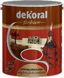 Dekoral AKRYLIT W FASHION COLLECTION czerwień flamenco - 2.5L 288030