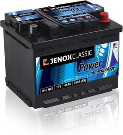 Jenox Classic 045612K 12V 45 Ah / 360 A