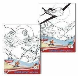Starpak Podobrazie z nadrukiem Disney Planes 283113