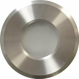 Azzardo Oświetlenie Lampa OSCAR Wpust 1 Aluminium (GM2112 ALU)