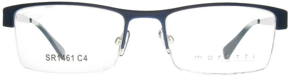 Enzo Moretti Moretti SR 1461 c4 Okulary korekcyjne + Darmowy Zwrot