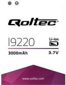 Qoltec Bateria do smartfona Galaxy Note I9220 N7000, 3000mAh 7717.I9220