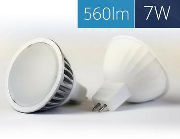 EDISUN  Żarówka LED GU5.3 7W 560 lm