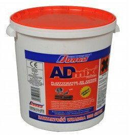 Admix Liquid 5L plastyfikator do zapraw murarskich i tynkarskich w płynie