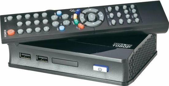 Conrad Media Player 973697