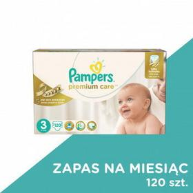Pampers Premium Care 3 Midi 120 szt.