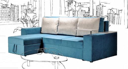 Resto Design Narożnik - sofa Iwo