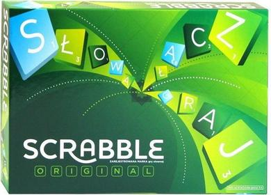 Mattel Scrabble Original new Y9616