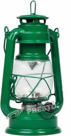 Mactronic Lampa campingowa Retro 15 LED - zielony 106749